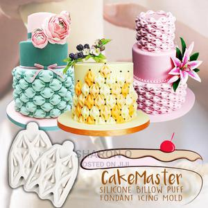 Billowing Cake Moulds   Manufacturing Services for sale in Kampala