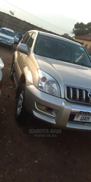 Toyota Land Cruiser Prado 2003 Silver | Cars for sale in Kampala