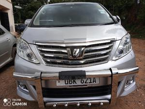 Toyota Alphard 2013 Silver | Cars for sale in Kampala
