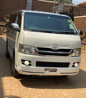 Toyota Hiace Drone 2007 Model for Sale | Buses & Microbuses for sale in Kampala