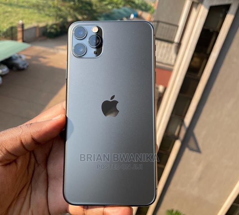 Apple iPhone 11 Pro Max 256 GB Black   Mobile Phones for sale in Gulu, Nothern Region, Uganda