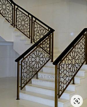 Balconies on Trend Laser Printer Steel Designs   Manufacturing Services for sale in Kampala