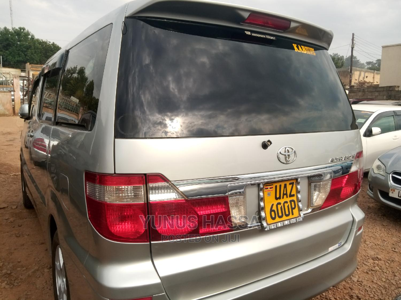 Toyota Alphard 2004 Silver | Cars for sale in Kampala, Uganda
