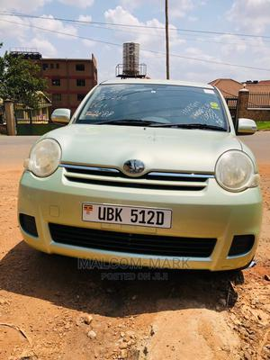 Toyota Sienta 2008 Green   Cars for sale in Kampala
