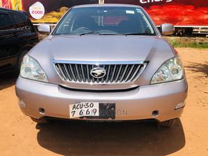 Toyota Harrier 2008 2.4 Gray   Cars for sale in Kampala