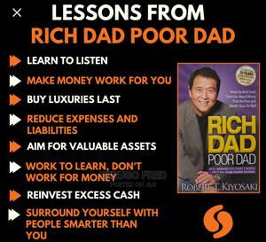 Rich Dad Poor Dad   Books & Games for sale in Kampala