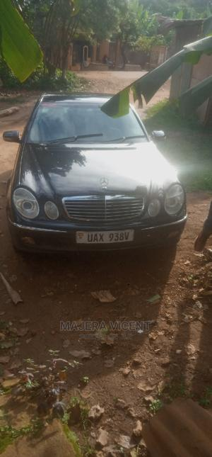 Mercedes-Benz E240 2006 Black   Cars for sale in Kampala