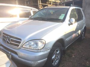 Mercedes-Benz M Class 1999 Silver   Cars for sale in Kampala