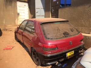 Peugeot 306 1999 Red   Cars for sale in Kampala