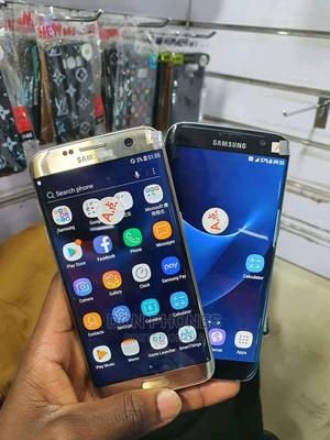 Samsung Galaxy S7 edge 32 GB Black   Mobile Phones for sale in Kampala