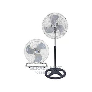 Generic Fan With 2 Pieces of Stand Adjustable | Home Appliances for sale in Kampala