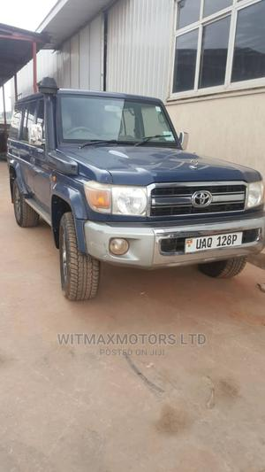 Toyota Land Cruiser 2011 Blue | Cars for sale in Kampala