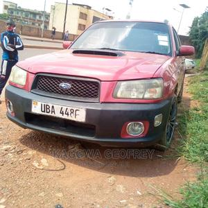 Subaru Forester 2004 Automatic Red | Cars for sale in Kampala