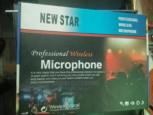 Lapel New Star Wireless Microphone Not Hand Mic | Audio & Music Equipment for sale in Kampala
