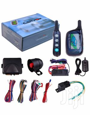 2 Way Car Lcd Alarm Auto Security System   Vehicle Parts & Accessories for sale in Kampala
