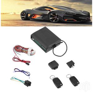 Universal Car Alarm System With Flip Key Remote | Vehicle Parts & Accessories for sale in Kampala