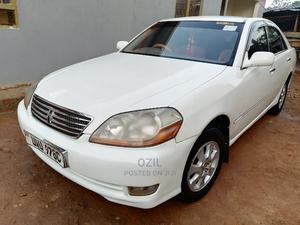 Toyota Mark II 2003 White | Cars for sale in Kampala
