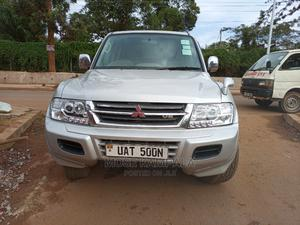 Mitsubishi Pajero 2004 Silver | Cars for sale in Kampala