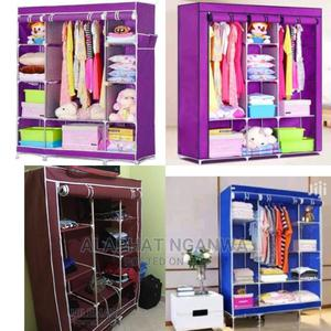 3 Column Wooden Cloth Wardrobe   Home Accessories for sale in Kampala, Central Division