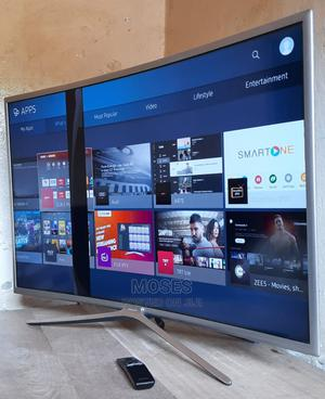 """Samsung Curved 40"""" Smart Tv 