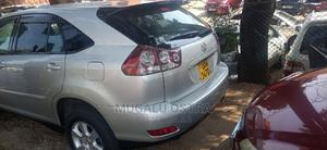 Toyota Harrier 2007 Silver   Cars for sale in Kampala