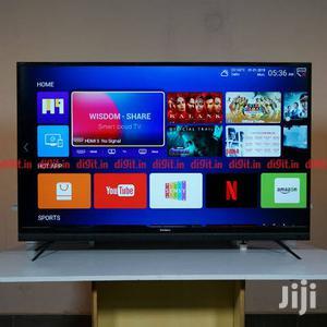 Skanska Smart Tv 55 Inches   TV & DVD Equipment for sale in Kampala