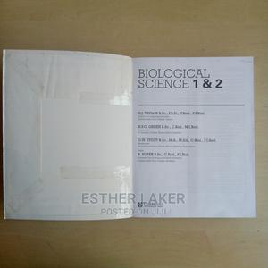 Biological Science 1 2 D.J. Taylor, N.P.O. Green, G.W. Stout   Books & Games for sale in Kampala