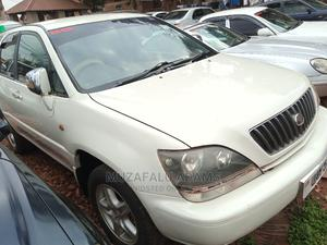 Toyota Harrier 2002 White | Cars for sale in Kampala