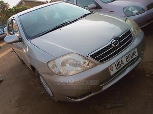 Toyota Fielder 2004 Silver   Cars for sale in Kampala