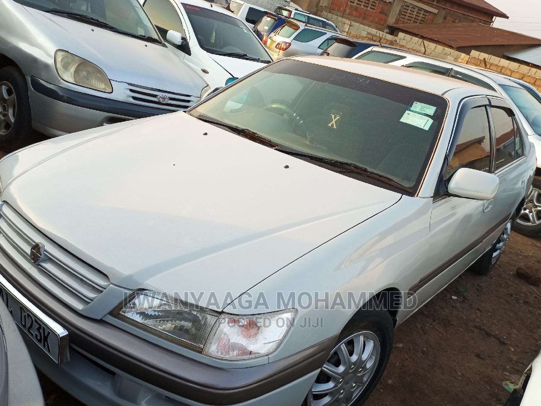 Toyota Premio 2002 Silver   Cars for sale in Kampala, Uganda