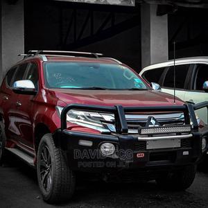 New Mitsubishi Pajero 2017 Red   Cars for sale in Kampala