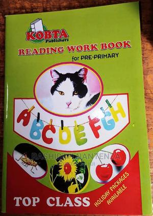 Kobta Work Book For Pre Primary Top Class   Books & Games for sale in Kampala