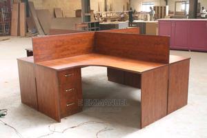 4 Seater Work Station/ Staff Desk   Furniture for sale in Kampala