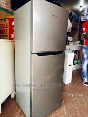 Hisense 170 Litres Double Door Refrigerator. | Kitchen Appliances for sale in Kampala