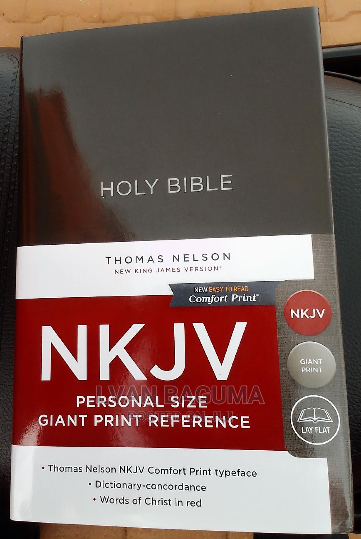 Holy Bible NKJV - Thomas Nelson