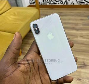 Apple iPhone X 64 GB White   Mobile Phones for sale in Western Region, Kabale