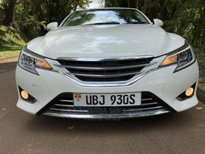 Toyota Mark X 2014 White | Cars for sale in Kampala