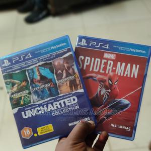 Spider-Man and Uncharted Collection | Video Games for sale in Kampala