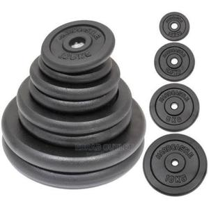 Gym Weight Plates (IMPORTED) | Sports Equipment for sale in Kampala