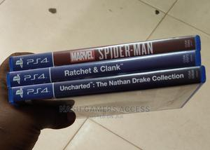 Ratchet, Spider Man Uncharted | Video Games for sale in Kampala