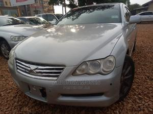 Toyota Mark X 2004 2.5 RWD Silver   Cars for sale in Kampala