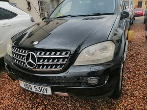 Mercedes-Benz M Class 2006 Black   Cars for sale in Kampala