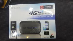 4G LTE Mobile Router With Simcard Slot   Networking Products for sale in Kampala