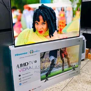 Hisense 4K Ultra HD Smart LED TV 55 Inches   TV & DVD Equipment for sale in Kampala