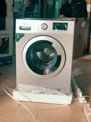 7kg Hicense Font Loader Washing Machines | Home Appliances for sale in Kampala