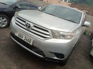 Toyota Kluger 2012 Silver | Cars for sale in Kampala
