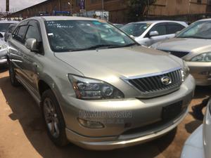 Toyota Harrier 2008 Beige   Cars for sale in Kampala