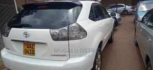 Toyota Harrier 2006 White   Cars for sale in Kampala