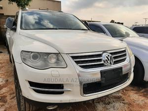 Volkswagen Touareg 2008 White | Cars for sale in Kampala