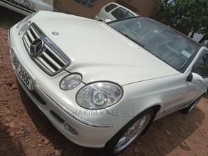 Mercedes-Benz E240 2004 White   Cars for sale in Kampala